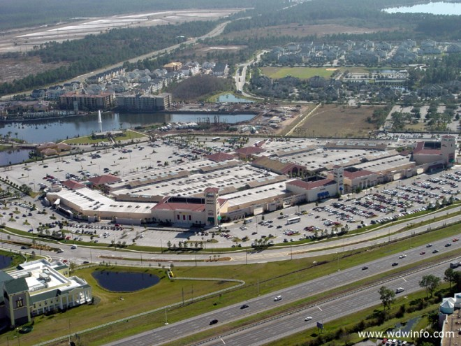 Orlando-Premium-Outlets_Foto aerea