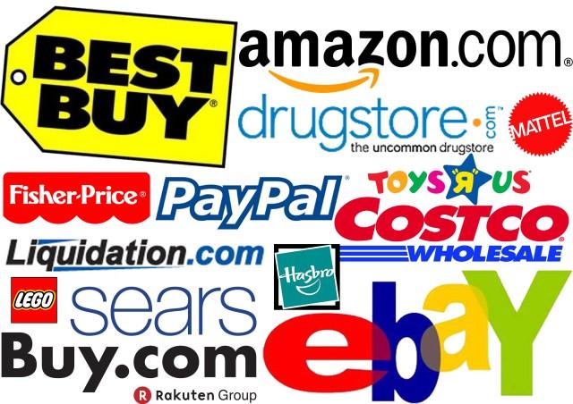 varias marcas compra por internet