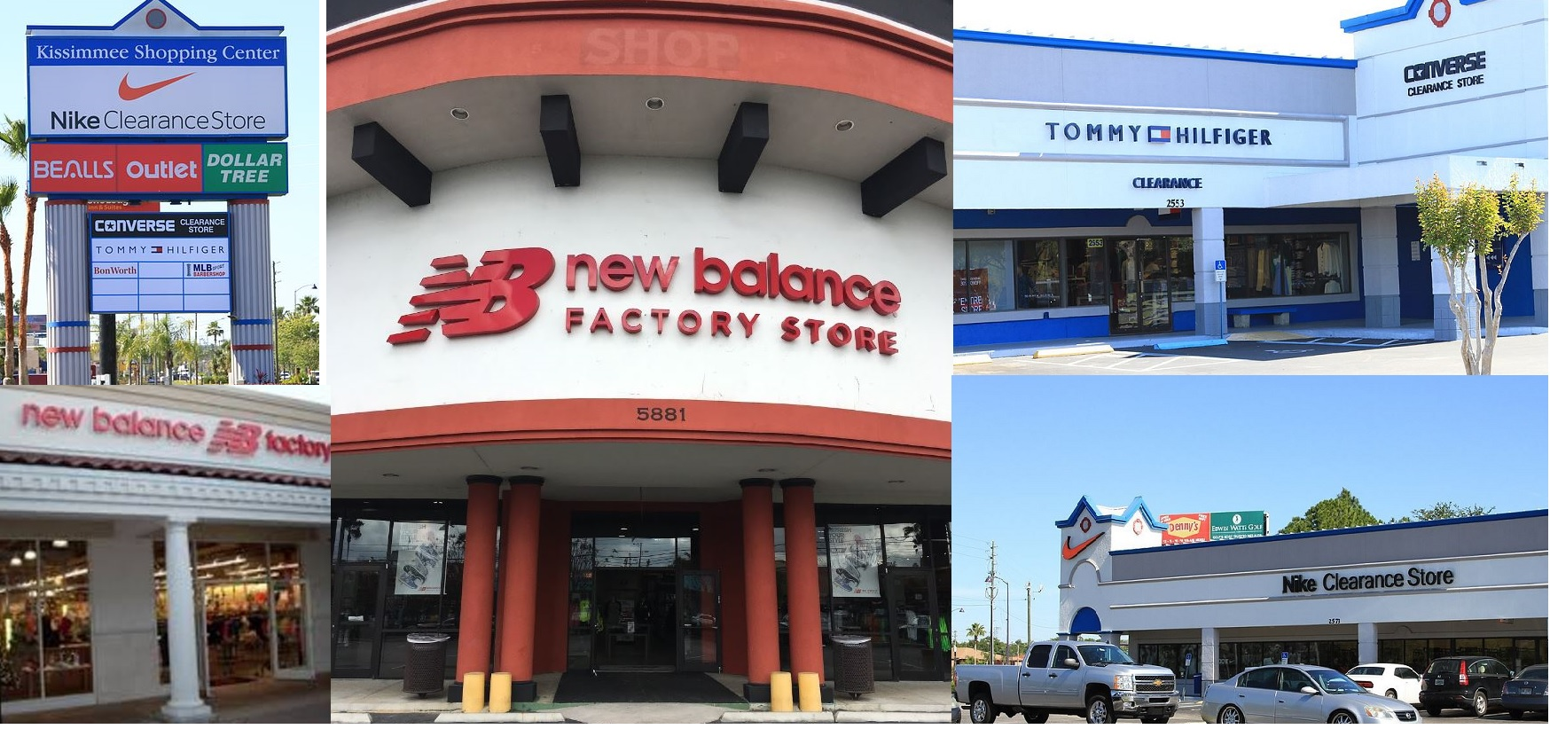 new balance factory store miami