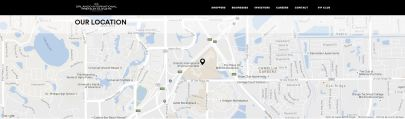 orlando international premium outlets mapa