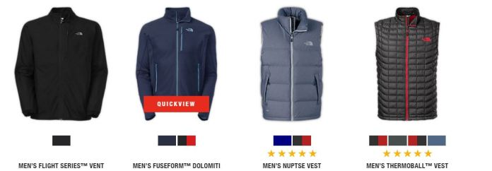 Northface Men´s.1