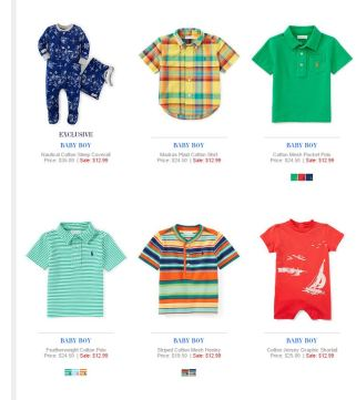 Baby Boy Polo Ralph Lauren 17