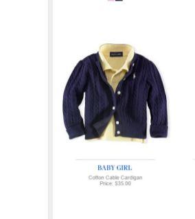 Baby Boy Polo Ralph Lauren 26
