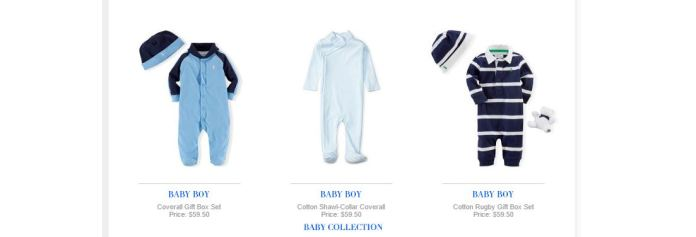 Baby Boy Polo Ralph Lauren 4
