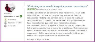 Comfort Suites Maingate East opiniones viajeros 4