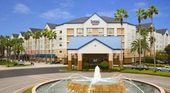 Fairfield Inn & Suites by Marriott Orlando Lake Buena Vista in the Marriott Village Foto 1
