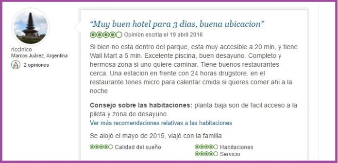 Fairfield Inn & Suites by Marriott Orlando Lake Buena Vista in the Marriott Village Opiniones Viajeros 9