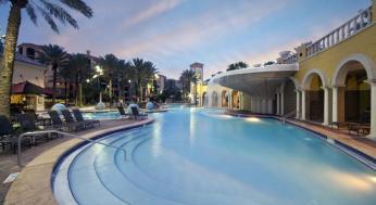 Hilton Grand Vacations at Tuscany Village Foto 3