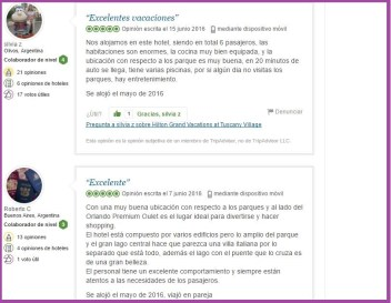 Hilton Grand Vacations at Tuscany Village Opiniones Viajeros 4