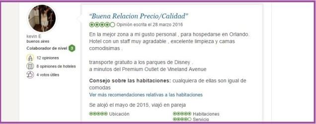 Holiday Inn Express & Suites Lk Buena Vista South opiniones viajeros 4