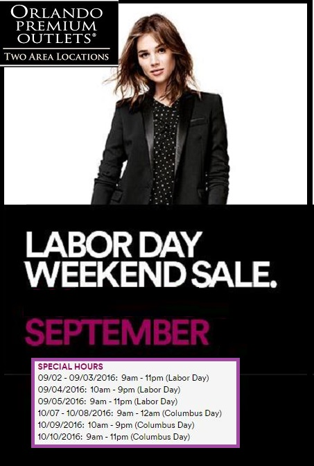 labor day premium outlets.JPG