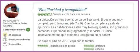 Parc Coniche Opiniones Viajeros 2