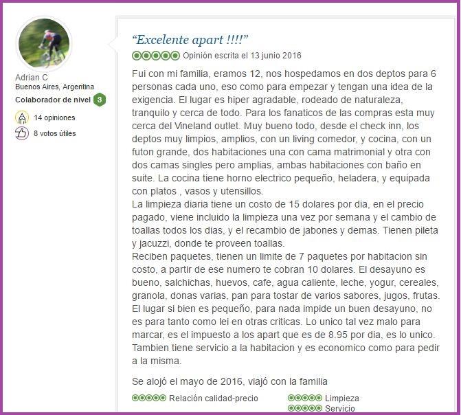 Parc Coniche Opiniones Viajeros 9