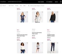 Now Shop Outlets Online DEALS NAUTICA WOMAN 2