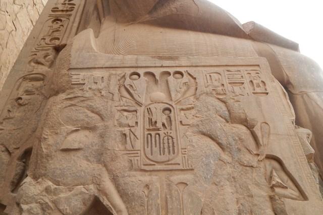 Passeio um dia em Luxor