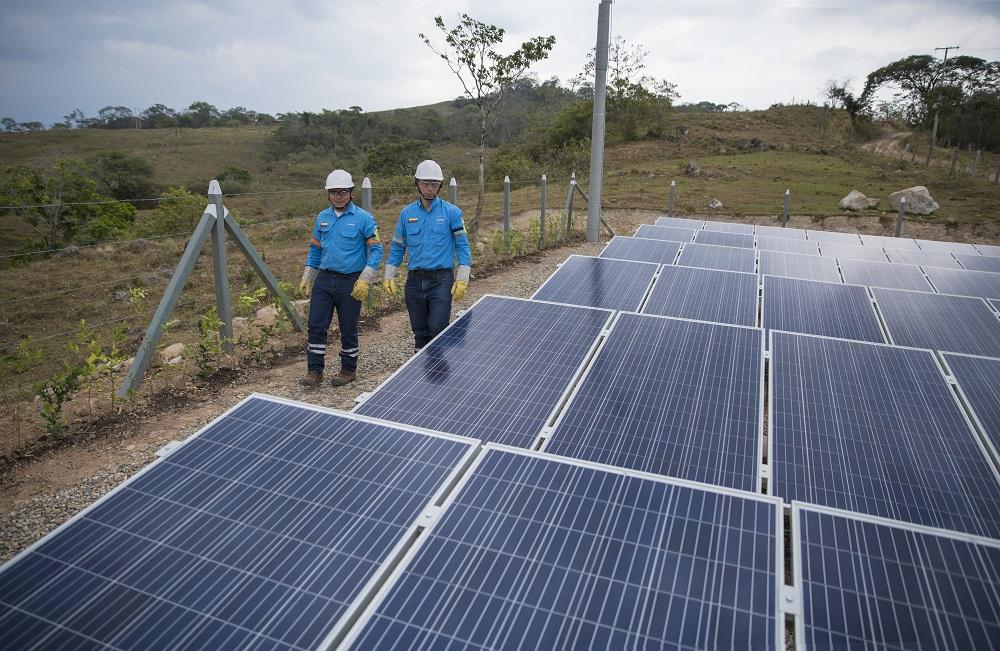 Impulso a las energías renovables en Colombia