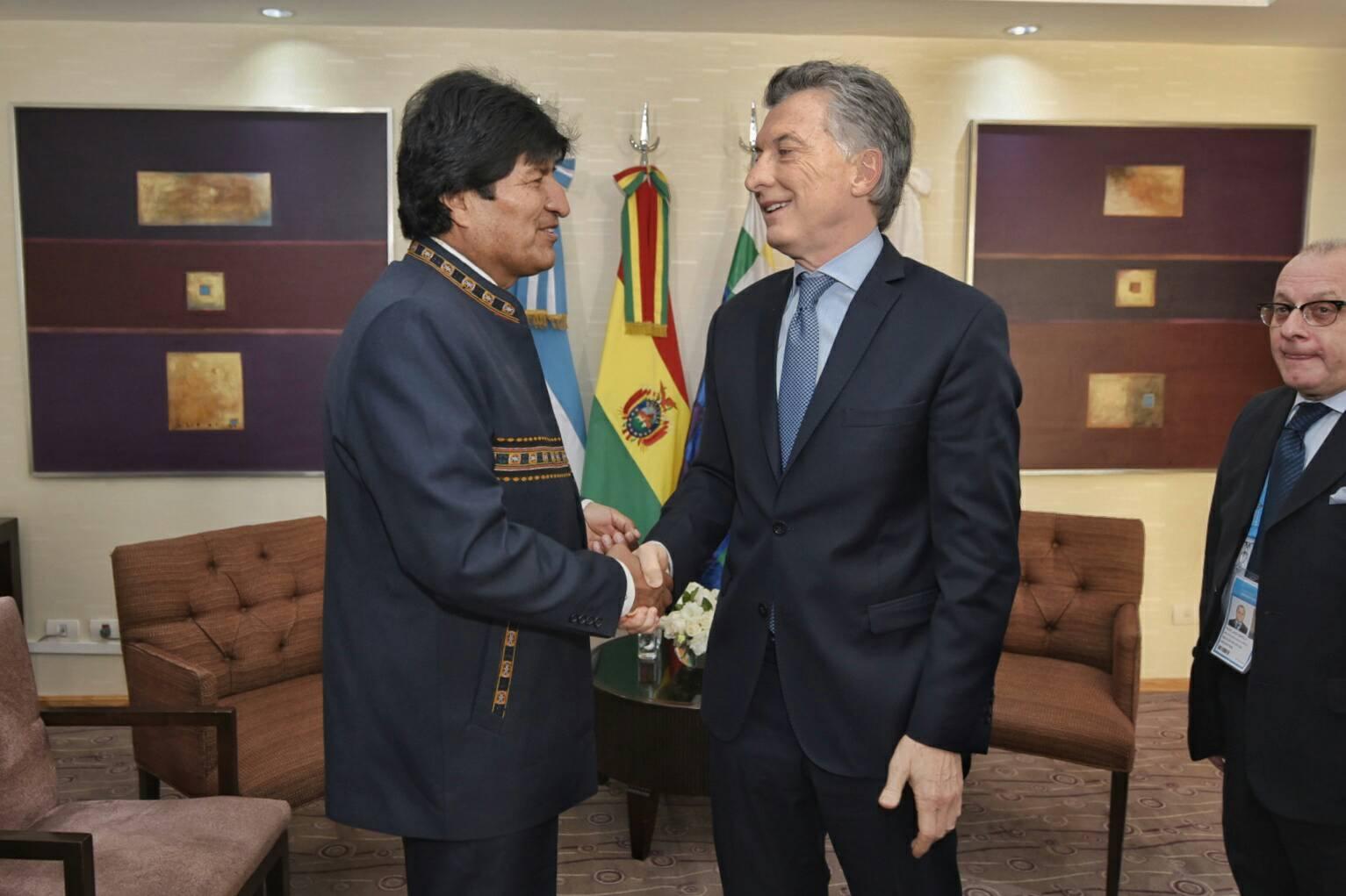 Bolivia exportará GNL a través de puertos argentinos