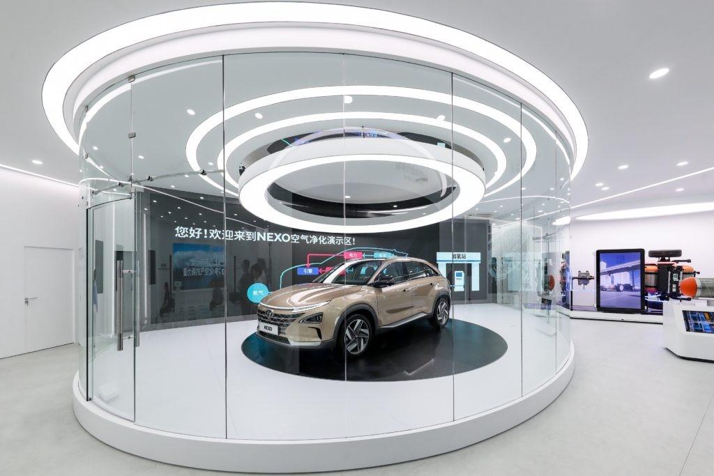 China: el Hyundai Hydrogen World impulsará la movilidad sostenible