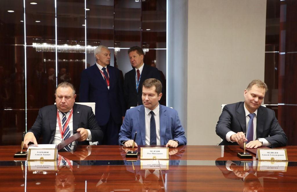 Rusia: Gazprom busca expandir uso del GNL como combustible marino
