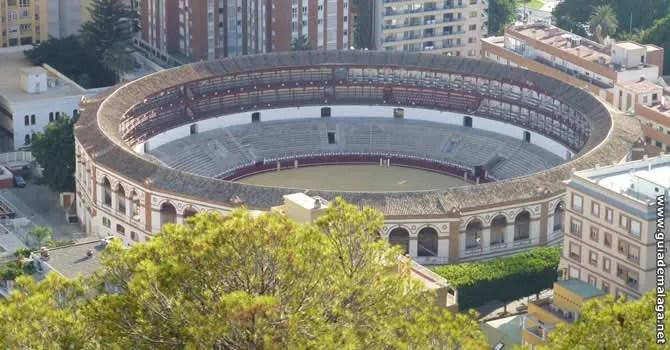 Plaza de Toros de La Malagueta, Málaga.