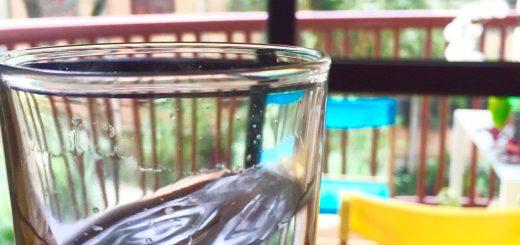 Qualidade da água altera sabor final