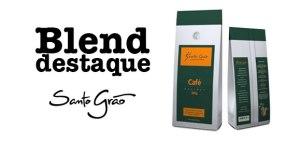 Blend destaque: café Santo Grão
