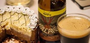 Cerveja com café Volcano