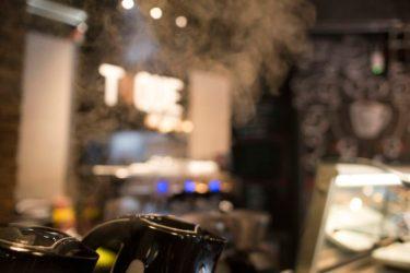 Detalhe do interior do Toque de Café. Foto: Marcelo Araújo
