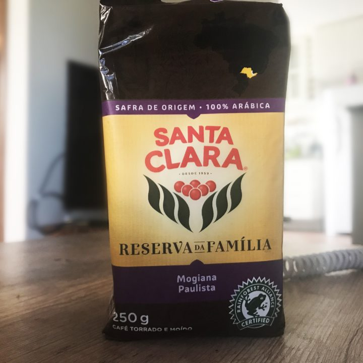 Café Santa Clara Mogiana Paulista