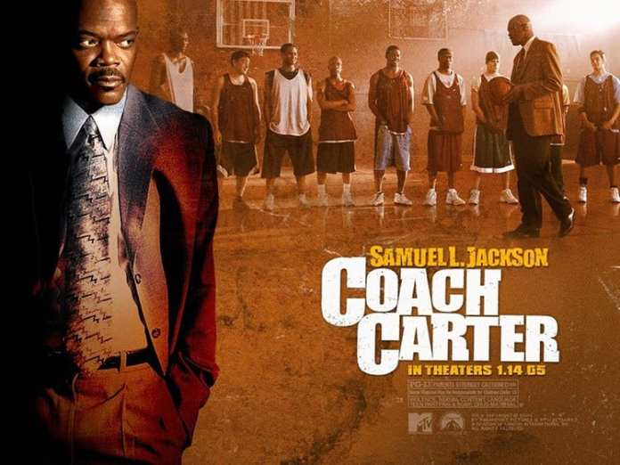Coach Carter (Treino Para a Vida) - Guia do Concurso