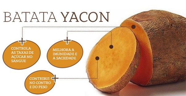 Batata-yacon-03 Batata yacon: veja como faz bem a saúde