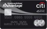 Citibank AAdvantage Black