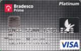 Bradesco Prime Mastercard e Visa Platinum
