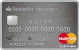 Santander Elite Platinum Mastercard e Visa