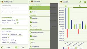 Finanças para celular: meu dinheiro