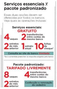 serviços essenciais