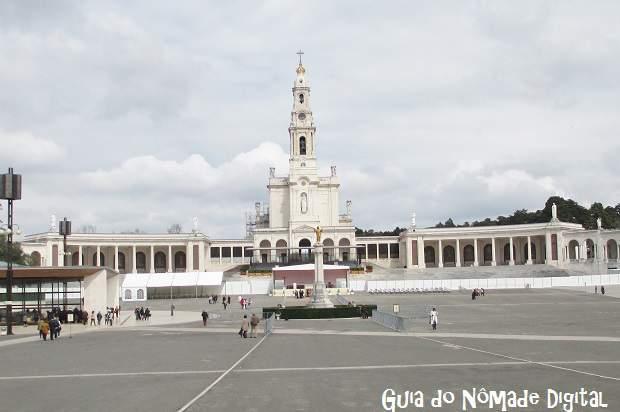 Roteiro de visita ao Santuário Nossa Senhora de Fátima