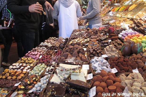 Conheça o Mercado La Boqueria, um dos melhores mercados do mundo!