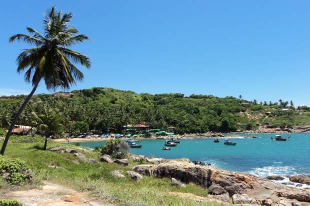 Melhores praias do Brasil: Cabo de Santo Agostinho - Praia de Calhetas - Pernambuco