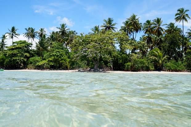 Melhores praias do Brasil: Cairu - Ilha de Boipeba - Praia de Moreré - Bahia