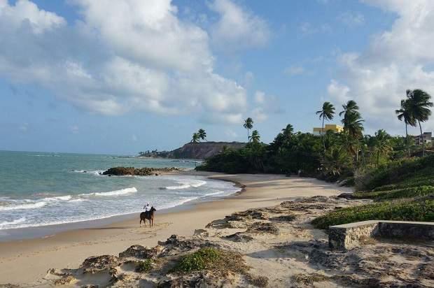Melhores praias do Brasil: Conde - Praia de Tabatinga - Paraíba
