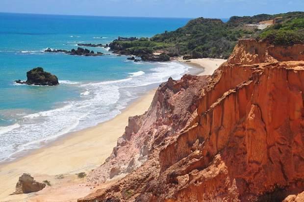 Melhores praias do Brasil: Conde - Praia do Coqueirinho - Paraíba