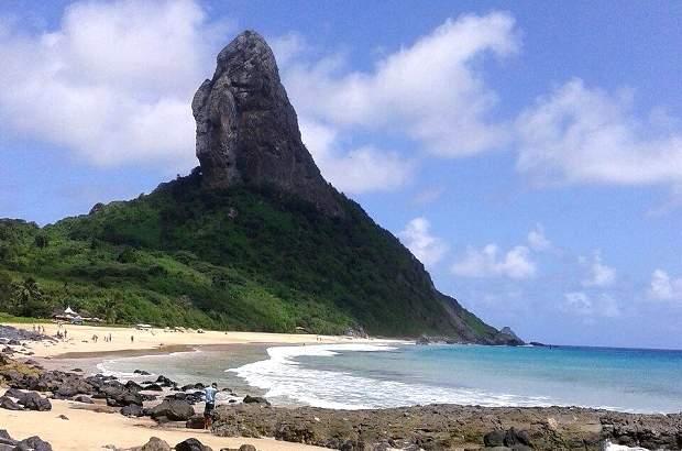 Melhores praias do Brasil: Fernando de Noronha - Praia da Conceição - Pernambuco