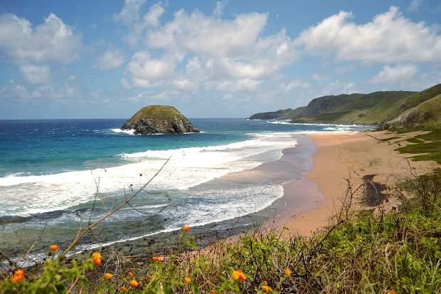 Melhores praias do Brasil: Fernando de Noronha - Praia do Leão - Pernambuco