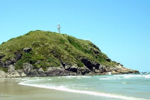 Melhores praias do Brasil: Ilha do Mel - Praia de Fora - Paraná