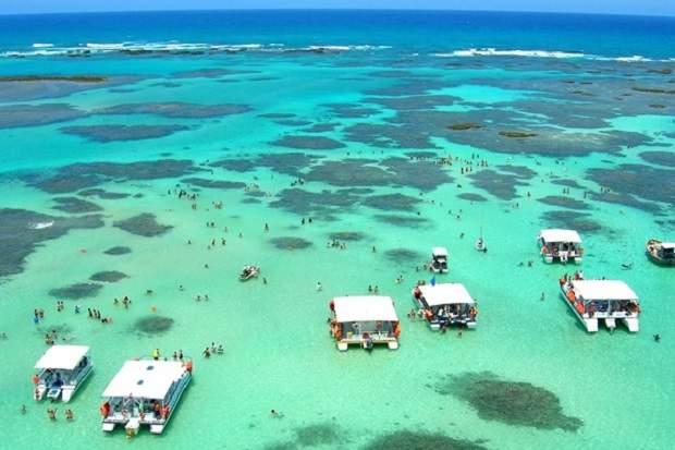 Melhores praias do Brasil: Maragogi - Galés de Maragogi - Alagoas