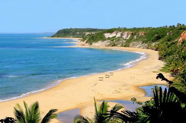 Melhores praias do Brasil: Porto Seguro - Trancoso - Praia do Espelho - Bahia