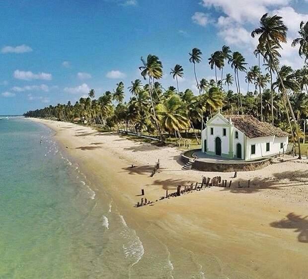 Melhores praias do Brasil: Tamandaré - Praia dos Carneiros - Pernambuco