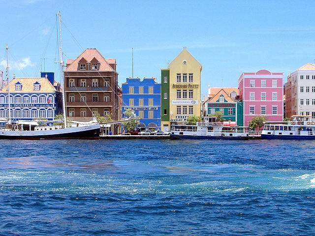 Países que não precisam de visto para brasileiros: Curaçao