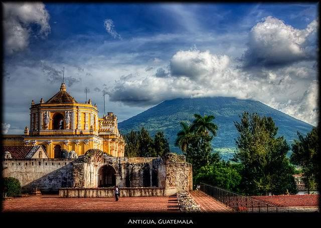 Países que não exigem visto para brasileiros: Guatemala